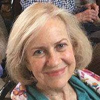 Photo of Marianne Borg